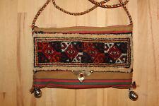 Vintage Turkmen Carpet Handbag Turkoman bag
