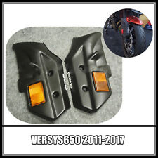 For Kawasaki VERSYS 650 Front Shockproof Decorative ABS Cover Shock Absorber