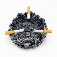Skull Ashtray Silicone Mold Home Decoration Gypsum Resin Concrete Silicone Mould