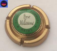 Capsule de Champagne POMMERY Jéroboam Cuvée Brut Millésimé Vert  !!!