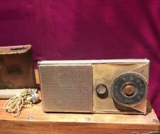Rechargeable 1950S GE GENERAL ELECTRIC SIX TRANSISTOR RADIO, No Cord