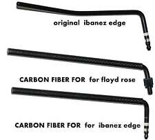 CARBON FIBER Guitar whammy bar Tremolo arm straight  for  ibanez edge