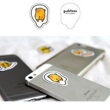 Sanrio Gudetama Lazy Egg Screen Cleaner Cleaning Pad Microfiber Sticker: Slither