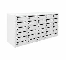 Cell Phone Locker Storage Station 5 Slot Assignment Cabinet Mail Slot Metal Box