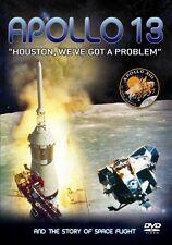 APOLLO 13 Houston We've Got A Problem NEW DVD Story Of Space Flight, Odyssey