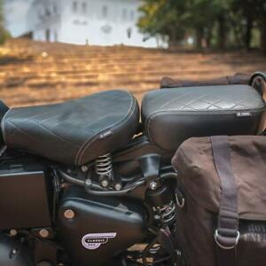 Royal Enfield Touring Seat Passenger fit for Classic 350, Classic 500