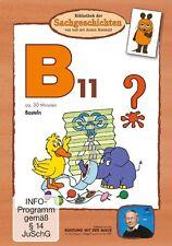 BIBLIOTHEK DER SACHGESCHICHTEN - B11: BASTELN   DVD NEU ARMIN MAIWALD