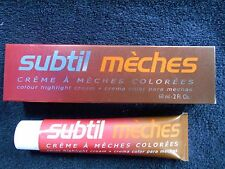 Subtil Meches Hair Color