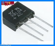 Mix Bridge Rectifier 5 Items 5 Pc Each for DC Power Supply Electronics Ckt-25 Pc
