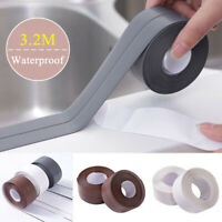 Kitchen Ceramic Self adhesive Tape Waterproof Sealing Sealant Strip Wall sticker