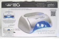 GELISH HARMONY 18G PLUS LED Gel Lamp Dryer Pro 18 G UK AU EU 1-3 days delivery.