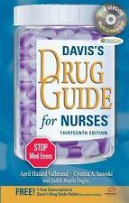 Davis's Drug Guide for Nurses + Resource Kit CD-ROM (Davis's Drug Guide for Nurs