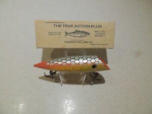 HANSON TRUE ACTION. Salmon Plug and box