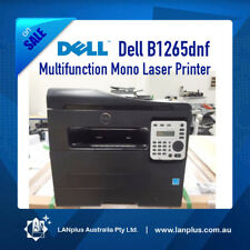 Dell B1265dnf A4 Mono Laser Printer Copy Scan Fax Duplex Network Mobile Printer