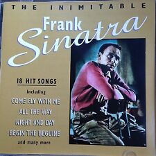 Frank Sinatra - The Inimitable - CD - Greatest Hits Best Of - Like New