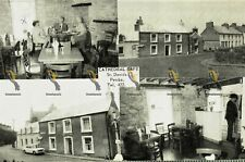 More details for cathedral cafe, st davids, wales, 4 image multiview rare postcard, 1960s?