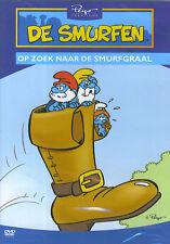 De Smurfen : Op zoek naar de Smurfengraal (DVD)