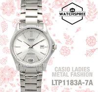 Casio Ladies Standard Analog Watch LTP1183A-7A