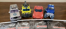 Transformers Revenge of the Fallen Deluxe Class Autobots Lot of 4 #2-COMPLETE!!!