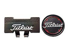 Titleist Japan Golf Ball Cap Clip Marker AJBM51 Black 2017 F/S H
