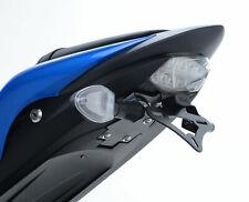 SUZUKI-GSXR 1000 09+ Engine Case Covers Set (pair)-KEC0003BK
