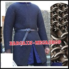 Cheap Halloween Costumes,  Mens Halloween Fancy Dress  Butted Chainmail Shirt