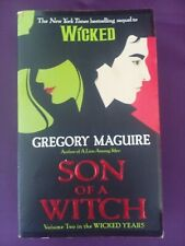 Son of A Witch, Book 2
