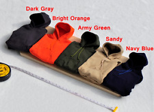 """1/6 Scale Male Soldiers Clothes Oversize Hoodie Fleece 7 Color F 12"""" Strong Body"""