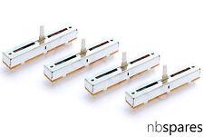 4 x REPLACEMENT FADER PIONEER DDJ SR SX WeGO2 XDJ R1 418-S1-701 / 418-PDJ33-672