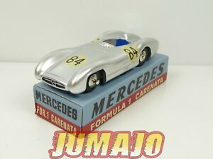 MRY8 Voiture 1/48 MERCURY hachette : Mercedes Formula 1 Carenata