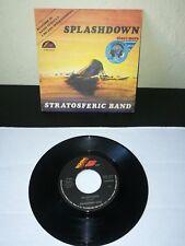 """Splashdown"" Stratosferic Band 45 giri"