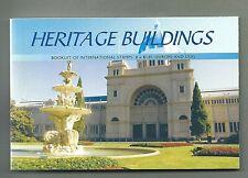 AUSTRALIA 2006 Prestige Booklet - HERITAGE BUILDINGS - Complete  RRP $14.95