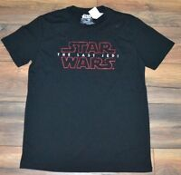 Star Wars The Last Jedi Graphic T-Shirt Mens Mad Engine Tee Officially Licensed