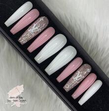 Custom made press on nails