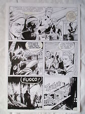 A L'ARME BLANCHE  SPECTACULAIRE PLANCHE GEANTE ELVIFRANCE  PAGE 3