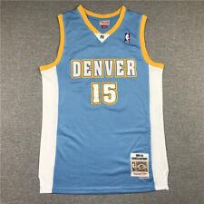 15# Carmelo Anthony Denver Nuggets 2003-04 Classics Men's Swingman Jersey Blue