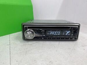 Jvc Car Radio Stereo Cd Mp3 Player Head Unit Kd-G333 Power Is  50x4 Watts