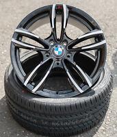 17 Zoll WH29 Felgen für BMW 3er F30 F31 E46 E36 E90 E91 E92 M Paket Performance