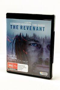The Revenant Leonardo DiCaprio 2015 4K Ultra HD Premium DVD Like New