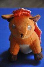 Pokemon applause plush - Vulpix goupix Rokon 1998