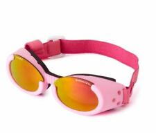 Doggles Dgldgillg02 Interchangeable Lens System Sunglasses for Dogs Pink