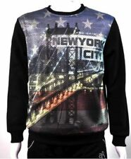 New York City Sweatshirt Design (Black)
