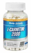 Body Attack L-Carnitine 2000 - 100Stück