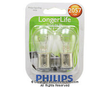 NEW Philips BC9608 2057 Automotive 2-Pack 2057LLB2 Bulb