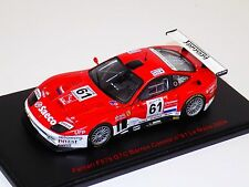 1/43 Red Line Ferrari F575 GTC Barron Connor  Car #61 from 2004 24H of LeMans