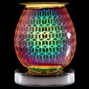 DESIRE AROMA LAMP RHOMBUS DIFFUISERS