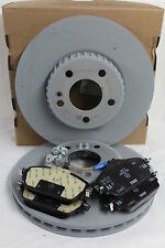 Genuine Mercedes-Benz W205 C-Class Saloon/Est Front Discs & Pads Kit NEW!