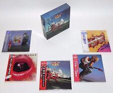 SAMMY HAGAR / JAPAN Mini LP SHM-CD x 5 titles + PROMO BOX Set!! - Van Halen -