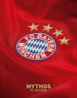 Mythos FC Bayern München Ulrich Kühne-Hellmessen Buch Deutsch 2015