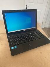 """Packard Bell PEW91, 15.6"""", i3 M 370 @2.40GHz, 6GB, 320GB - Windows 10 - HDMI"""